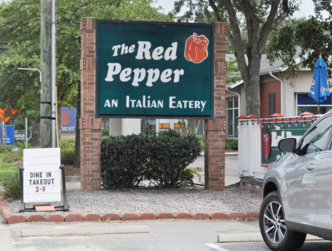 The Red Pepper Italian Restaurant Summerville SC